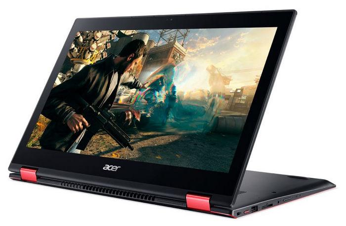 Игровой ультрабук-трансформер Acer Nitro 5 Spin
