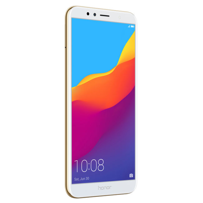 Honor 7A Pro - недорогой смартфон с интересными функциями