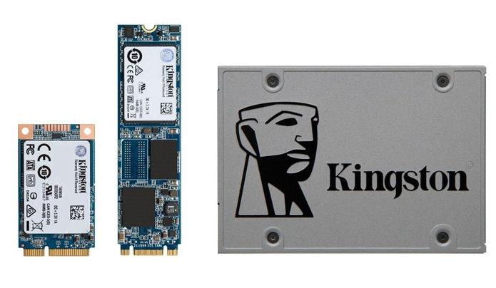 Новая линейка SSD-накопителей Kingston UV500