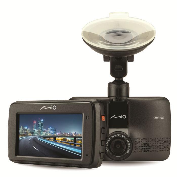 Mio Technology представила видеорегистратор MiVue 731