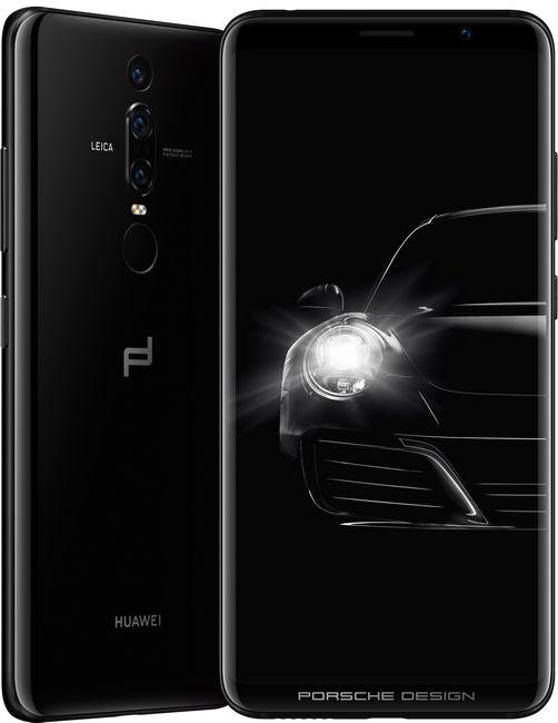 Смартфон Porsche Design Huawei Mate RS с камерой Leica