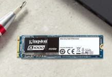 SSD Kingston A1000