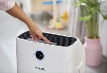 Philips AC3821 дисплей