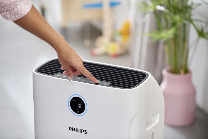 Philips AC3821 дисплей