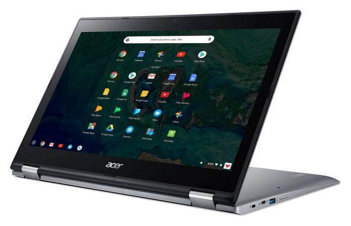 "Chromebook-трансформер с 15,6"" экраном Acer Chromebook Spin 15 (CP315/1H)"