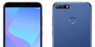 смартфон Huawei Y6 Prime 2018