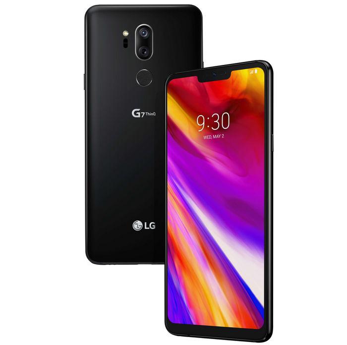 LG представила новый премиальный смартфон LG G7 ThinQ