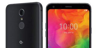 смартфон LG Q7 2018