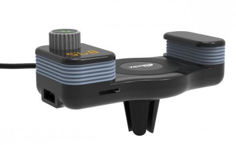 Ritmix FMT-A880: mp3-плеер, FM-трансмиттер, ЗУ и держатель для смартфона