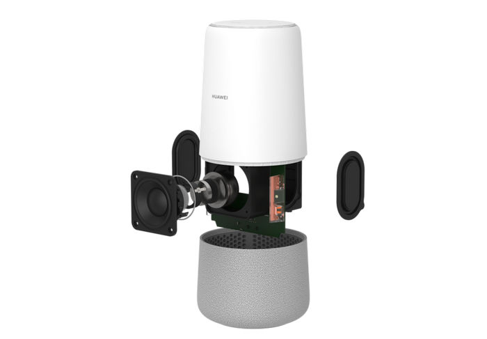 Huawei AI Cube - умная колонка с встроенным помощником Alexa