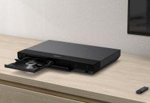 Sony UBP-X700 view