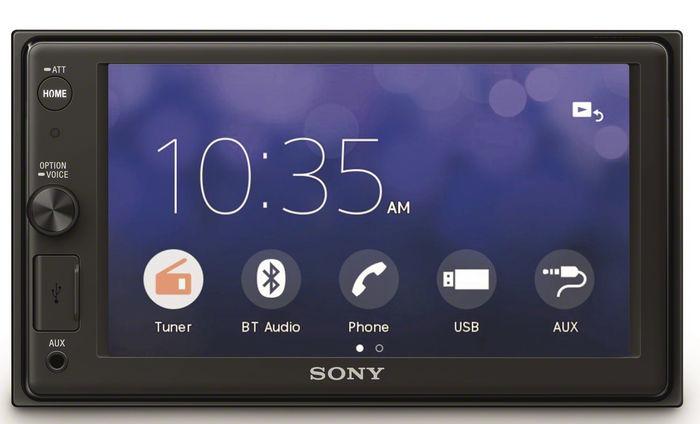 AV-ресивер Sony XAV-AX1000