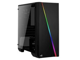 AeroCool Cylon Mini Tempered Glass Version