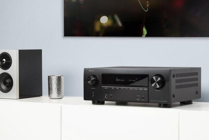 Новые AV-ресиверы Denon c поддержкой Apple AirPlay 2 и голосовым управлением Amazon Alexa