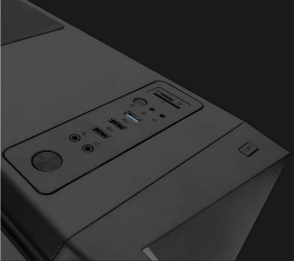 Aerocool Cylon Tempered Glass Version - дизайнерский корпус для гемеров