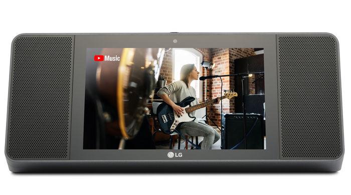 Акустическая система LG XBOOM AI ThinQ WK9 с сенсорным Smart дисплеем