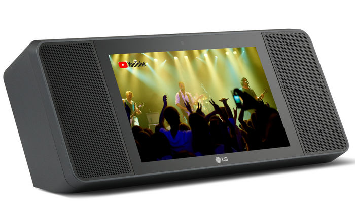 АС LG XBOOM AI ThinQ WK9