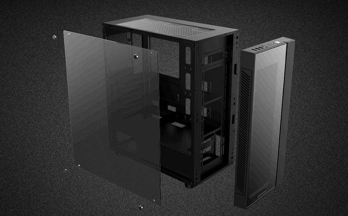 Новые корпуса Deepcool MATREXX 55 ADD-RGB и MATREXX 55 ADD-RGB 3F