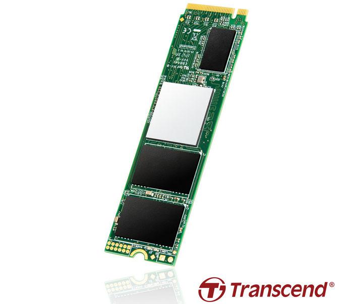 SSD накопитель Transcend MTE220S