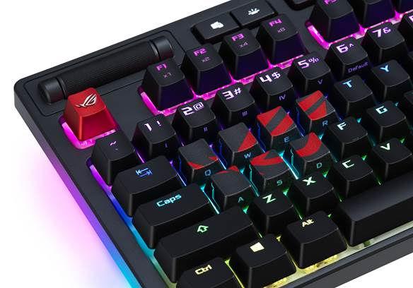 Клавиатура ROG Strix CTRL