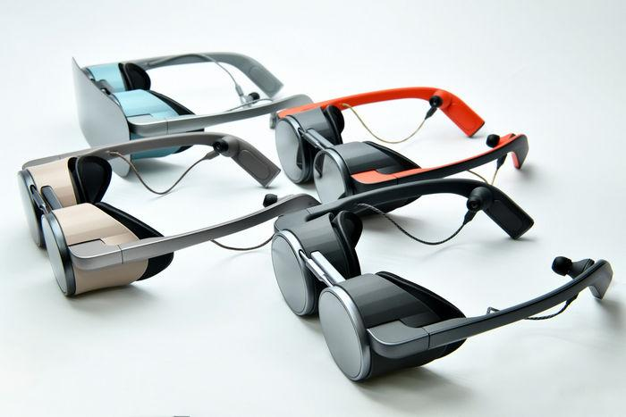 VR-очки Panasonic цвет