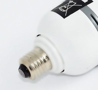 Цоколь лампы E27
