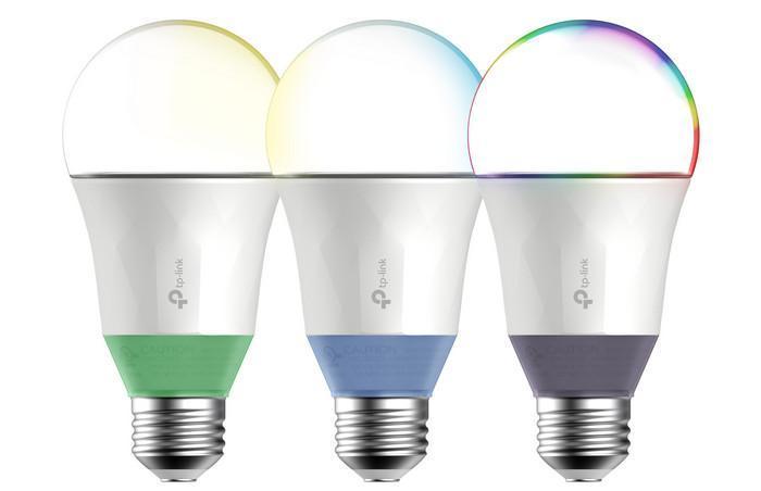 """""""Умная"""" лампа c функцией регулировки теплоты света"""