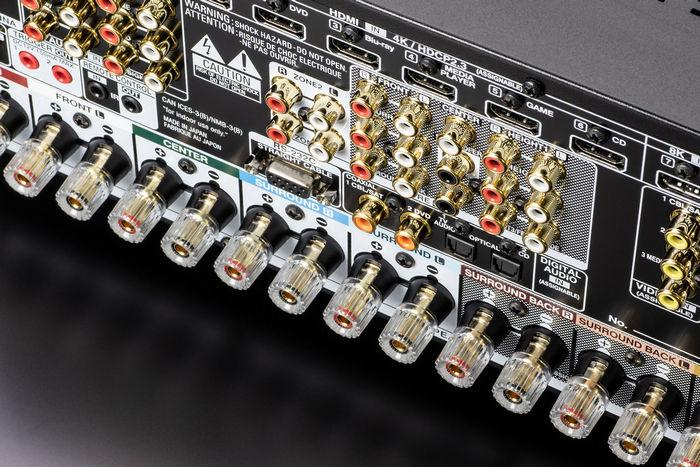 DENON AVC-X6700H панель