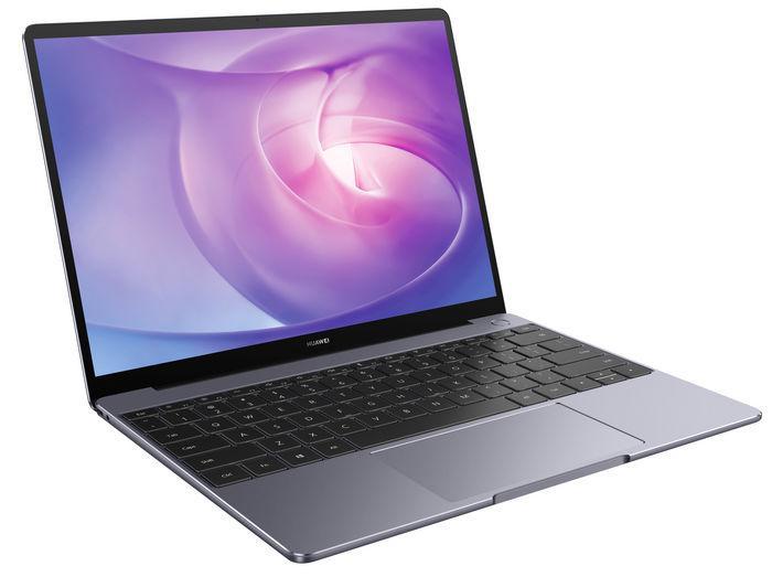 HUAWEI MateBook 13 AMD view