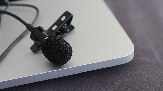 Микрофон-клипса