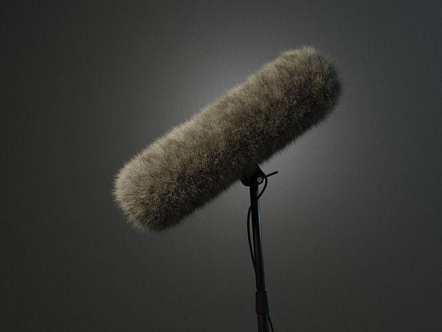 Микрофон для киносъемки