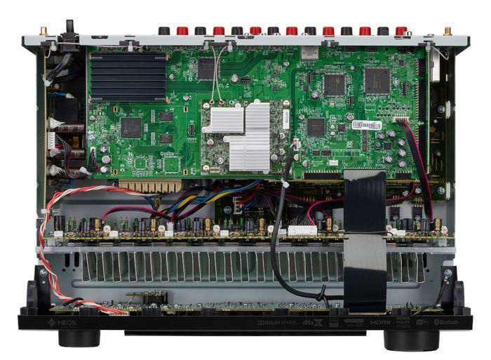 Denon AVR-S960H - монтаж