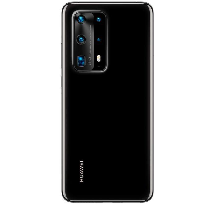 смартфон HUAWEI P40 Pro+ задняя поверхность