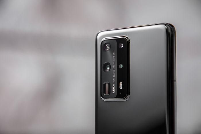 смартфон HUAWEI P40 Pro+ камера