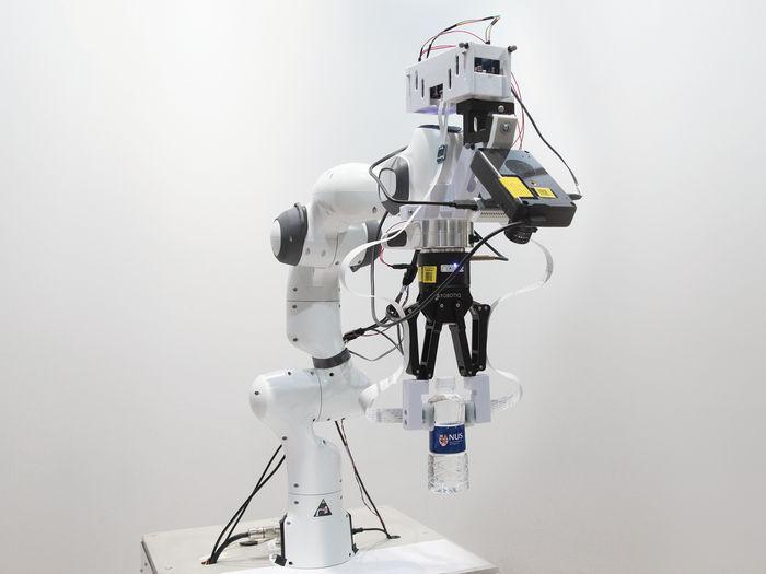 NUS роботизированная система