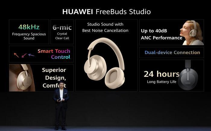 HUAWEI FreeBuds Studio характеристики
