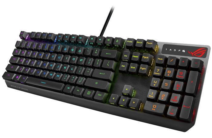 Клавиатура ROG Strix Scope RX
