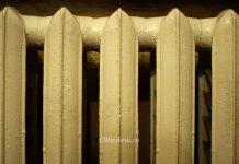 Радиатор отопления из чугуна