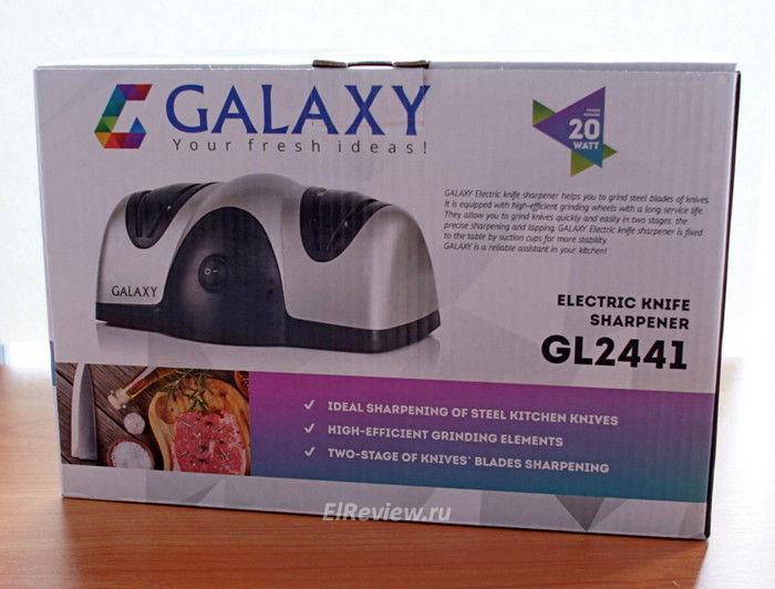 электрическая точилка для ножей Galaxy GL2441