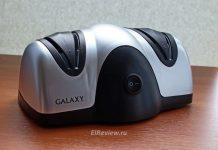 Электрическая ножеточка Galaxy GL2441