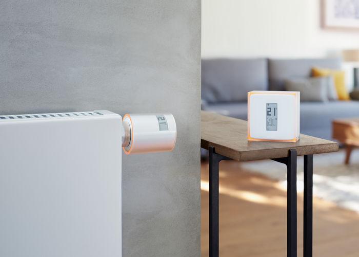 Умные термоголовки для радиаторов