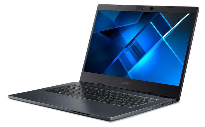Acer TravelMate P4 - разъемы справа