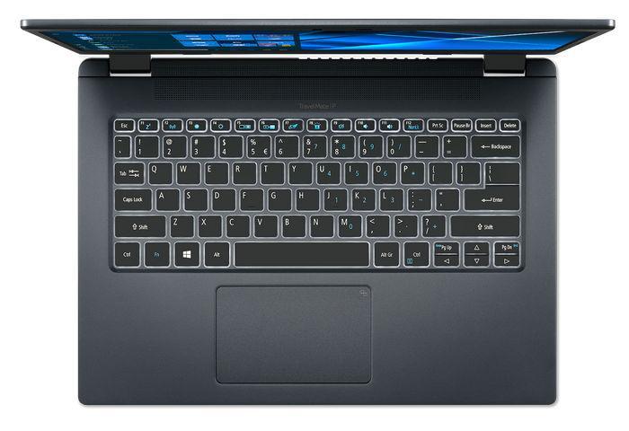 Acer TravelMate P4 - клавиатура с подсветкой