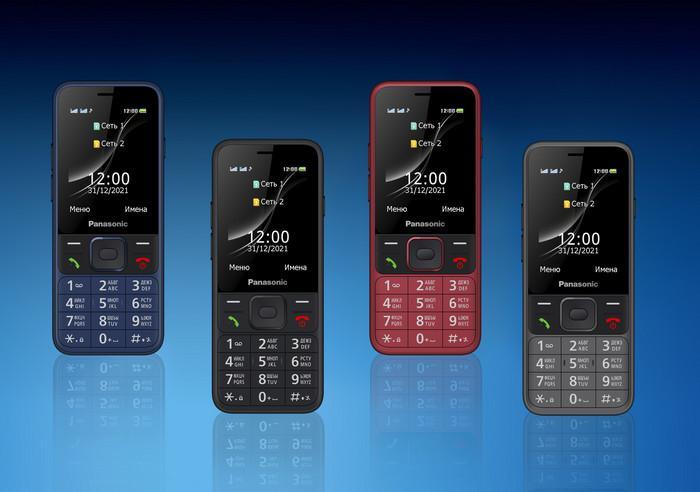Panasonic KX-TF200 - 4 цвета