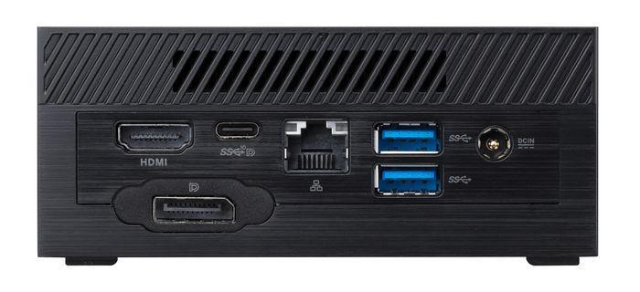 мини-ПК ASUS PN51 - конфигурируемый порт DisplayPort