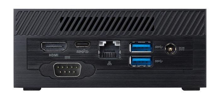 мини-ПК ASUS PN51 - конфигурируемый порт VGA