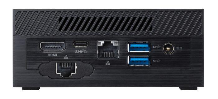 мини-ПК ASUS PN51 - конфигурируемый порт LAN