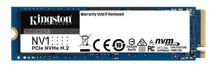 Накопитель Kingston NV1 NVMe SSD