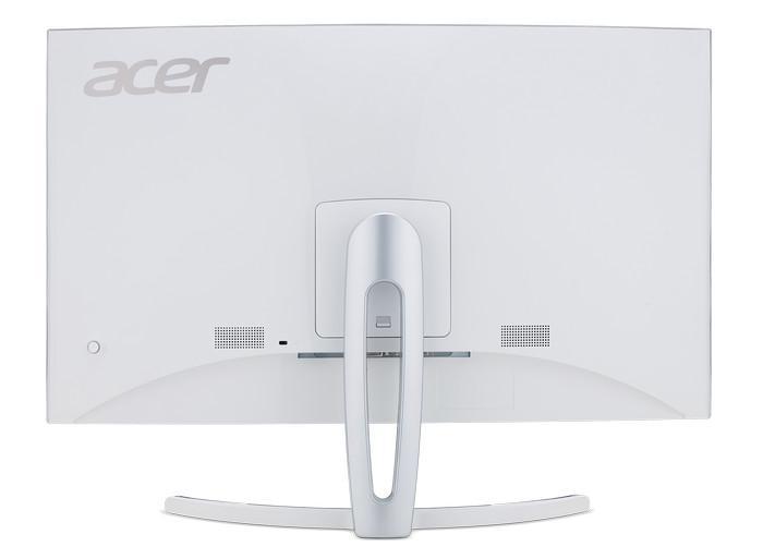 Acer ED273UP задняя панель
