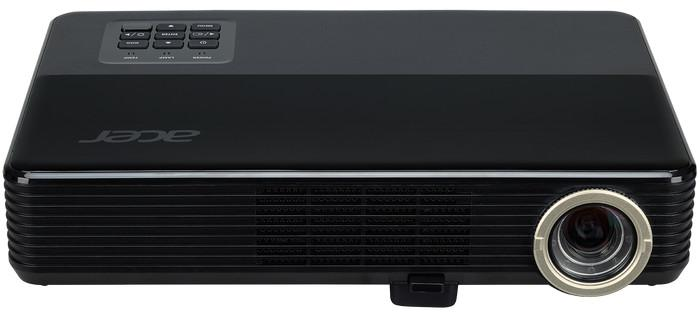 Acer XD1520i - управление